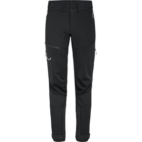 SALEWA Ortles 2 Windstopper Durastretch Pantalon Homme, black out
